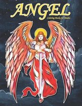 Angel Coloring Books for Adults