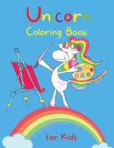 Unicorn Coloring Book for Kids