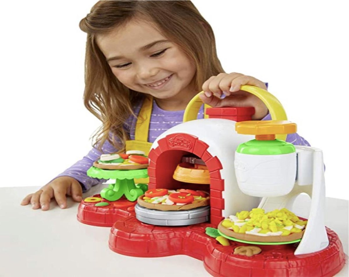 Pizza set - Play-Doh Pizza Chef - Play-Doh - Pizza - Speelgoed set - Speelgoedpizza