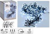 DecorativeLighting Clusterverlichting - 384 LED - 2.8m - wit