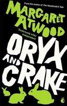 Omslag Oryx And Crake