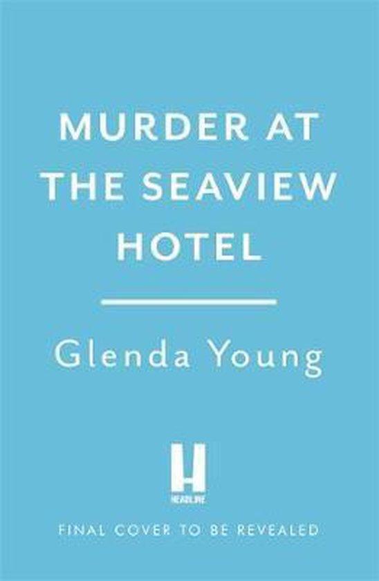 Boek cover Murder at the Seaview Hotel van Glenda Young (Hardcover)