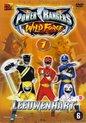 Power Rangers-Wild V.1