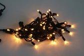Winglinks Gold koppelbare string light ( Boomverlichting) 5M warm wit met flash zwarte kabel
