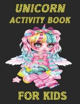 Unicorn Activity Book for Kids
