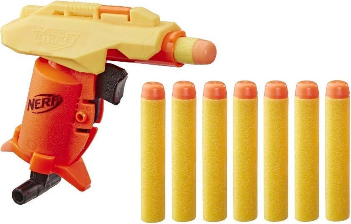 Nerf Alpha-Strike Stinger SD-1 Blaster met 8 Darts