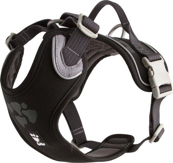 Hurtta Weekend Warrior Harness Zwart 80 - 100 cm