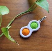 Simple Dimple - Fidget toy - Tiktok trend - Tiktok hit - Pop it fidget toy