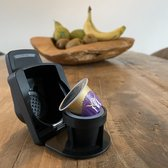 Dolce Gusto adapter - Geschikt voor originele Nespresso capsules - Koffiecup capsule houder - Zwart