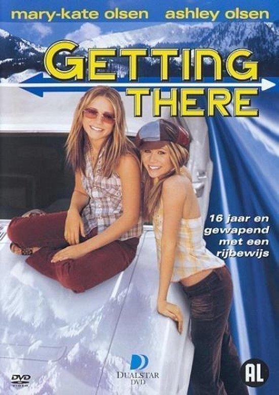 Cover van de film 'Getting There'