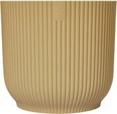 Elho - Pot Vibes - 22 cm - botergeel