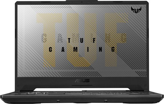 Asus TUF FX506IV-HN286T-BE - Gaming Laptop - 15.6 Inch - Azerty