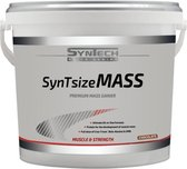 SynTsize Mass -Gainer- Chocolate 4.6kg - Proteïnen