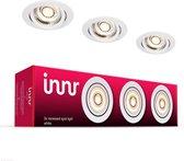 Innr Slimme verlichting - Set inbouw spot 3-pack LED Driver - RSL115