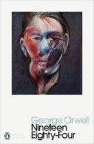 Boek cover Nineteen Eighty-Four van George Orwell