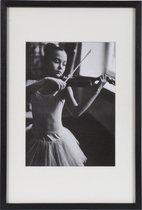 Fotolijst - Henzo - Viola - Fotomaat 20x30 cm - Zwart