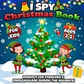 I Spy Xmas Book