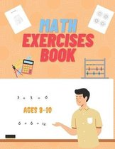 Math Exercises Book Ages 8-10