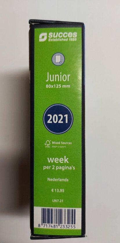 Afbeelding van Succes Inhoud Junior 7 Dagen 2021