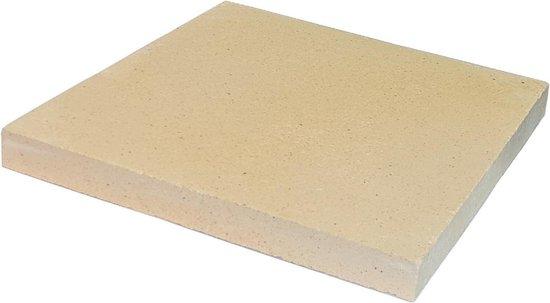 Dikke Pizzasteen 30x30x3 cm