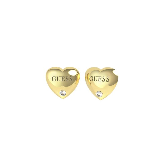 Guess Jewellery GUESS IS FOR LOVERS UBE70105 Volwassenen Oorknoppen 10cm