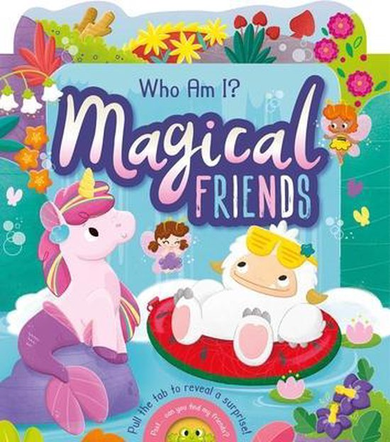 Who Am I? Magical Friends