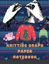 Knitting Graph Paper Notebook: Notepad For Inspiration & Creation Of Knitted Wool Fashion Designs for The Holidays - Grid & Chart Paper (4