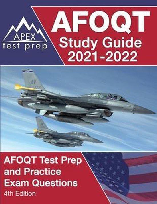 AFOQT Study Guide 2021-2022