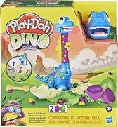 Play-Doh Dino Crew Langnek Bronto - Klei Speelset