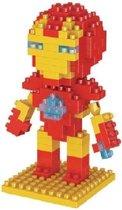 LNO Iron Man nanoblocks - 140 miniblocks - Marvel Avengers
