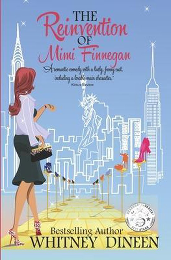 Omslag van The Reinvention of Mimi Finnegan