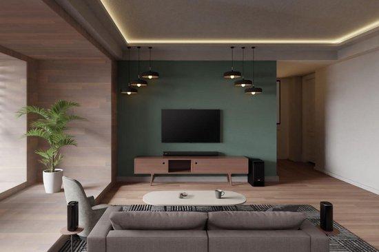 Hyundai - Surround soundbar set met subwoofer - Cinema