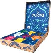 Pukka Original Theeselectie Geschenkdoos - 9 blends biologische kruidenthee, 45 zakjes - Theedoos