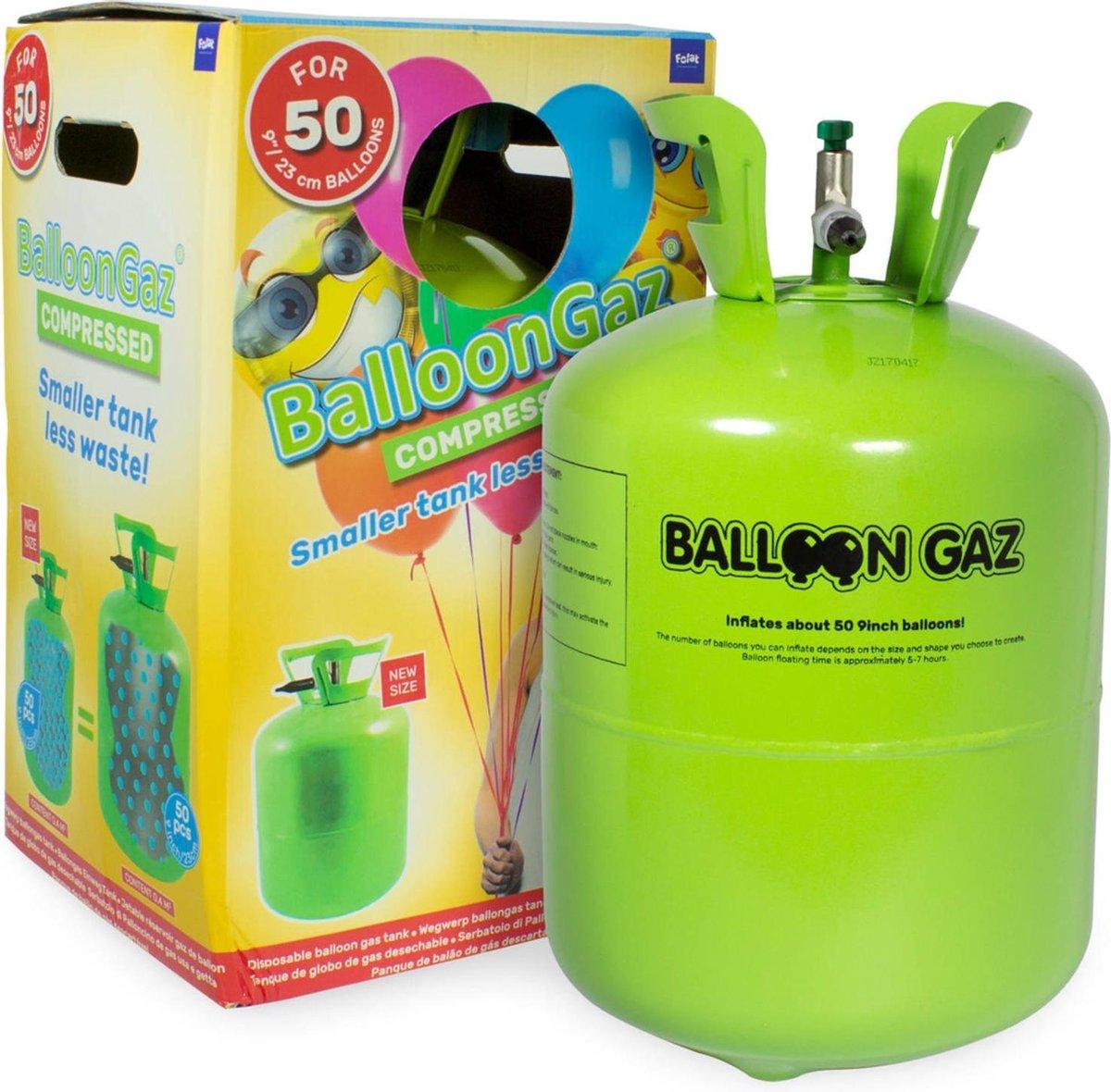 Helium Tank Voor 50 Ballonnen