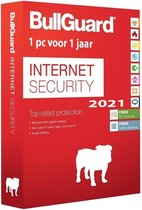 Bullguard Internet Security 1 apparaat Windows - 1 jaar