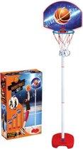 Basketbalset - Basketbal standaard kinderen - Basketbalring - Basketbalpaal in hoogte verstelbaar- Basketbalnetje - Gratis basketbal