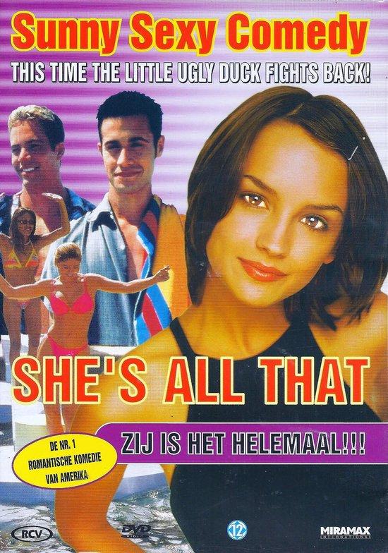 Cover van de film 'She's All That'