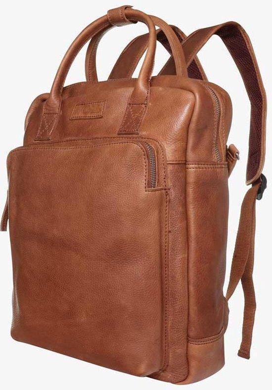Product: MOZZ Luiertas Rugzak Royal Raider Backpack - Camel, van het merk Mozz Bags