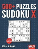 500+ Sudoku X