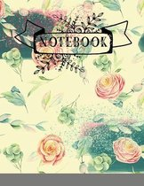 Notebook -Floral Life