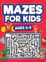 Mazes For Kids Ages 6-8
