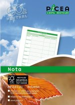 Picea Bedrijfsformulier Notablok A5