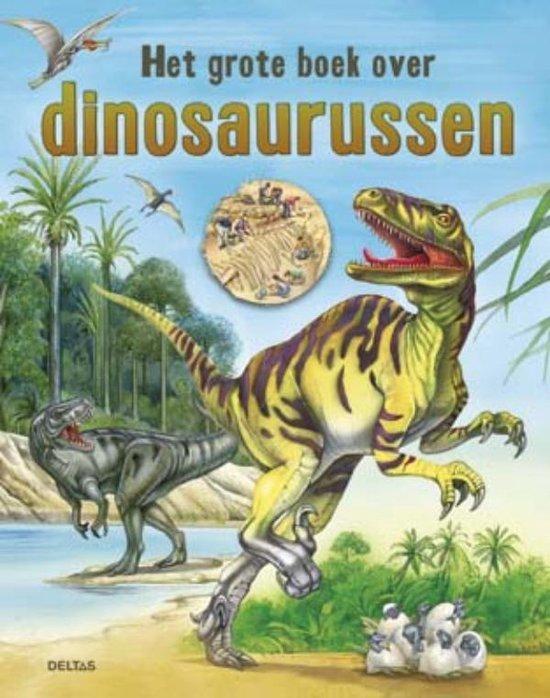 Het Grote Boek Over Dinosaurussen 14 95
