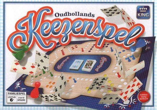 Oud Hollands Keezenspel - Bordspel