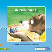 Veilig leren lezen  -  Ik ruik muis! AVI M E 3