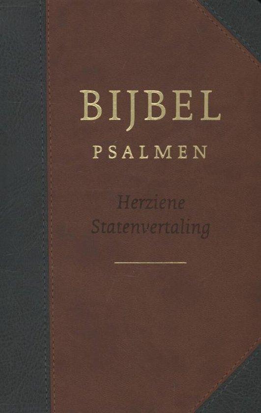Cover van het boek 'Bijbel psalmen'