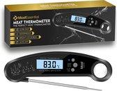 MostEssential Premium BBQ Thermometer – Vleesthermometer - Kernthermometer - Suikerthermometer - Voedselthermometer - Thermometer Koken - Keuken Thermometer - Digitaal – Draadloos - Waterdicht