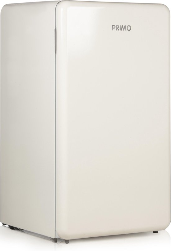 Tafelmodel koelkast: Primo PR109RKC Retro tafelmodel koelkast - 93L - A+/F - Crème, van het merk PRIMO