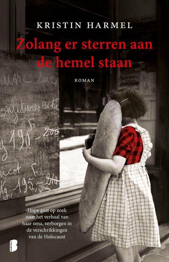 Boek cover Zolang er sterren aan de hemel staan van Kristin Harmel (Onbekend)