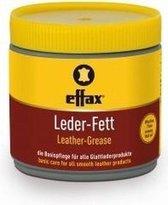 RelaxPets - Effax - Leervet - Leer Onderhoudt - Gladleer - Basisverzorging - Blank vet - 500 ml